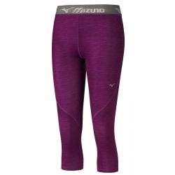 MIZUNO IMPULSE 3/4 PRINTED TIGHT WOS - CLOVER PRT/CLOVER
