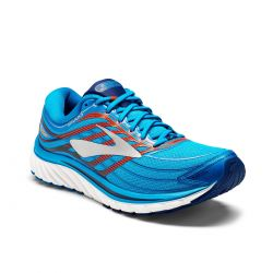 BROOKS GLYCERIN 15 - METHYL BLUE / MEDIEVAL BLUE / CHERRY TOMATO