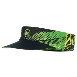 BUFF PACK RUN VISOR - LOGO YELLOW FLUOR