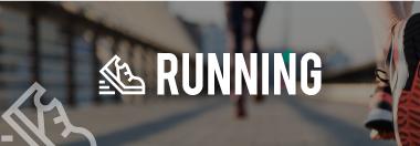 Zapatillas de Running en asfalto