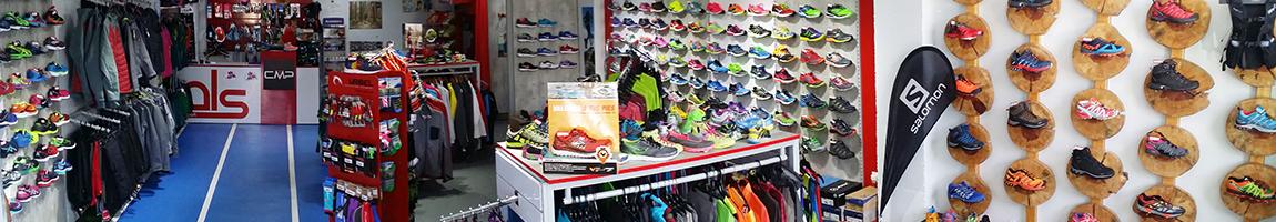 tienda running, trail running, als sport granada, cenes de la vega