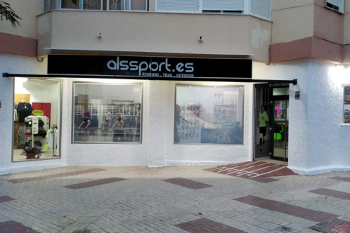 Málaga alssport tienda fisica