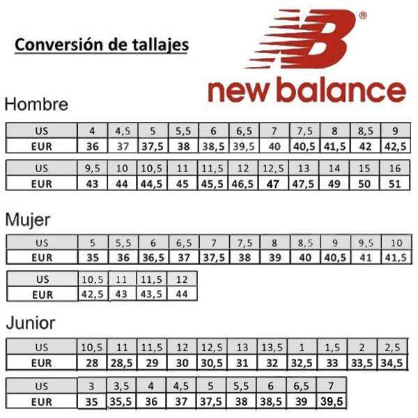 new balance zapatillas mujer talla 42